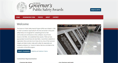 Preview of georgiagovernorspublicsafetyawards.org